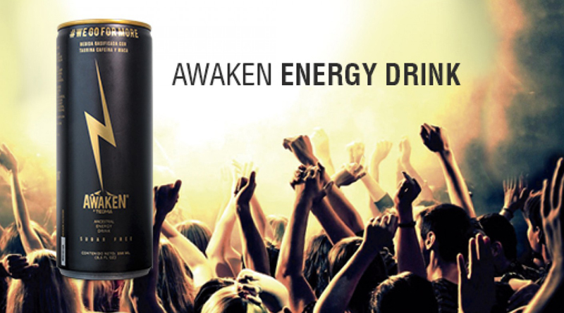 Awaken Energy Drink
