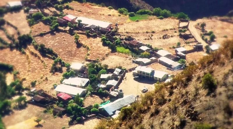 Chihuire anexo del distrito de Asquipata Fajardo Ayacucho