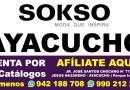 Sokso CD Ayacucho