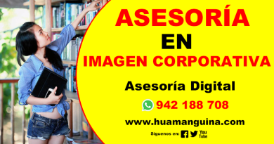 Asesoría en Imagen Corporativa - Huamanga Ayacucho