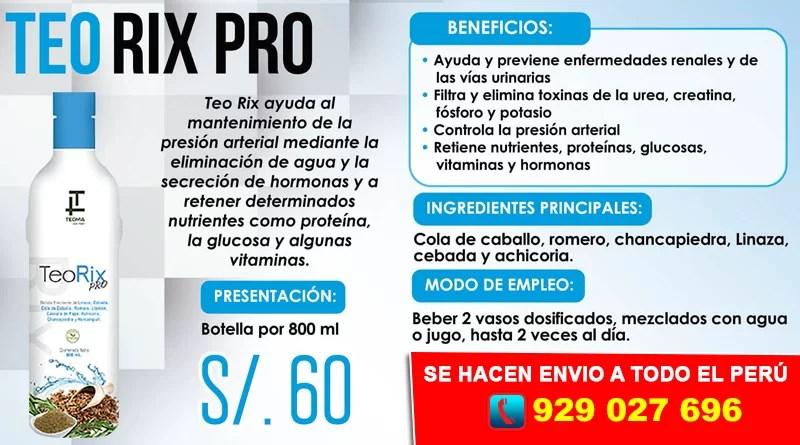 TeoRix by Teoma Ayacucho