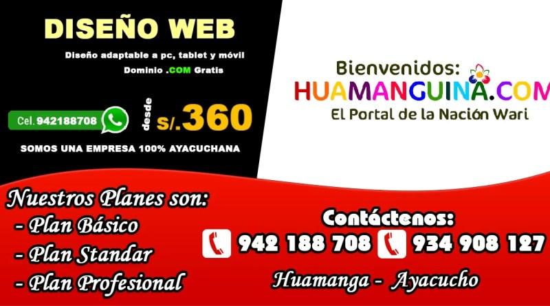 Pagina Web en Ayacucho