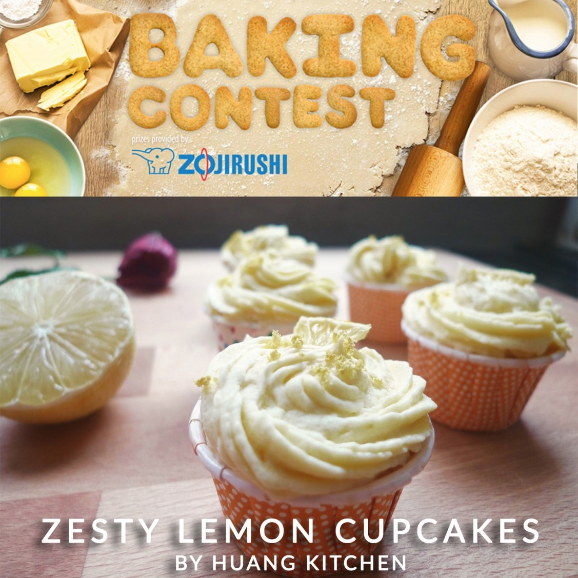 Huang Kitchen Second Prize In Zojirushi Baking Contest