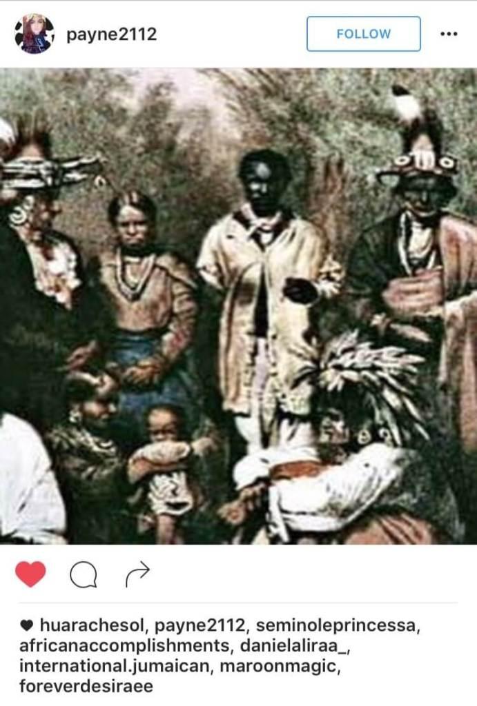 Black Seminoles in Mexico