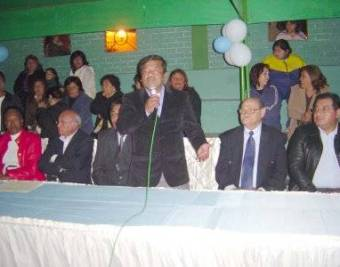 Alcalde Pedro Zurita