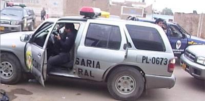 Policia de Huaral. Foto archivo.