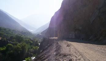 Camino Acos - Huaral
