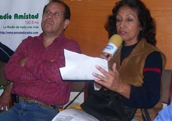 Danila en entrevista Radio Amistad - Huaral