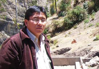 Arturo Sarmiento Verastegui , Alcalde de Pacaraos
