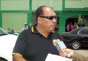 Coronel de la PNP Juan Albarracin