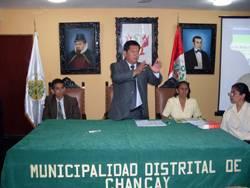 Alcalde chancayano