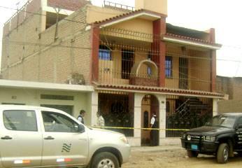 Casa en Huaral, propiedad que pasó a poder de la ONP.