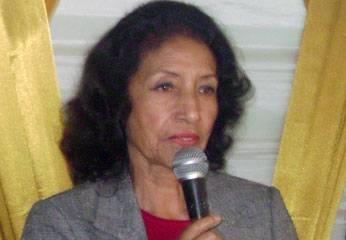 Sra. Danila Ramirez de Lenci