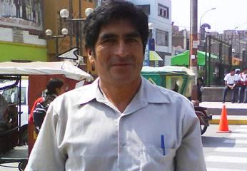 Alcalde de 27 de Noviembre, Alejandro Manuel Palpa.