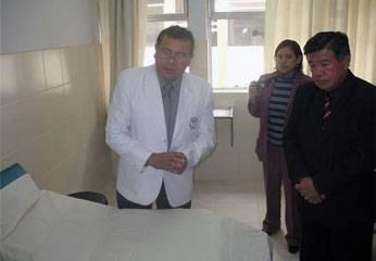 Así lo anunció, el presidente del Gobierno Regional de Lima, Ing. Nelson Chui Mejía, luego de visitar el Hospital Rezola de la ciudad de Cañete.
