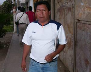 Periodista Deportivo Danny Barboza