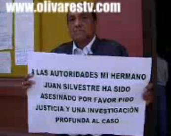 Dimas Silvestre hermano de Juan Silvestre