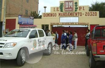 IEPI Domingo Mandamiento Nº 20320 de Huacho.