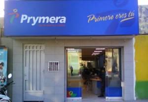 Agencia de Crédito y Ahorro Prymera en Huaral.