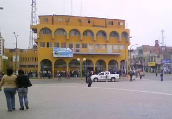 Municipio de Huaral.