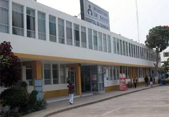 Hospital de Chancay.
