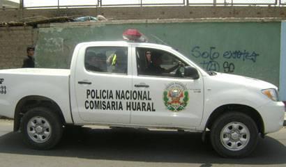 Patrulla de Huaral
