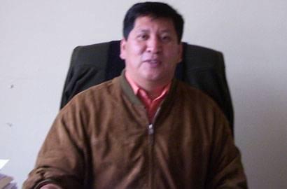 Juan Álvarez Andrade, alcalde de Chancay.