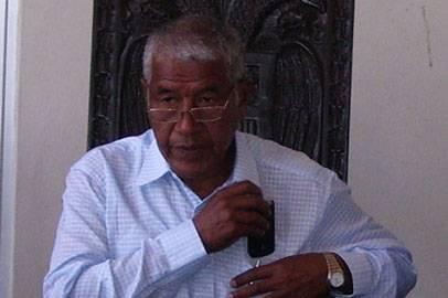 Alcalde de Huaral Dr.  Jaime Uribe Ochoa