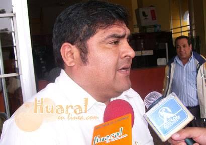 Regidor de Huaral, Julián Molina Marín.