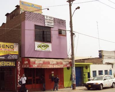 Local Comercial Av. Chancay