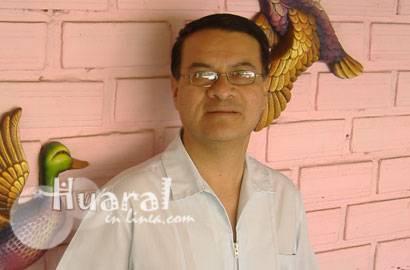 Pediatra Aldo Claros.