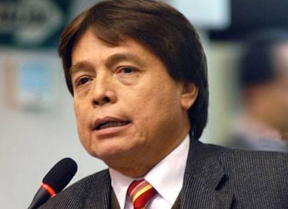 Congresista César Zumaeta