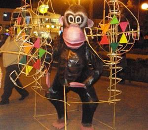 Muñeco Mono