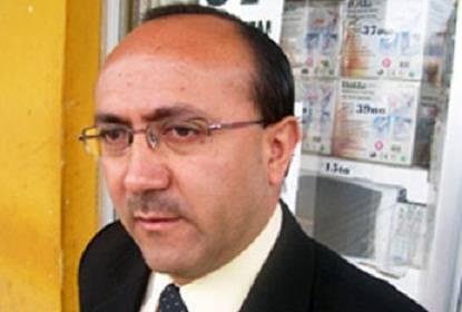 Juan Valencia Rincón Gerente Municipal.