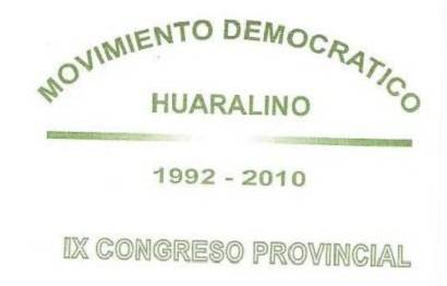 Movimiento Democratico