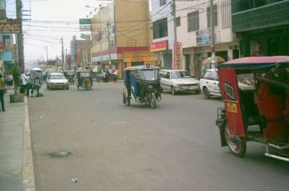 Avenida Cahuas.