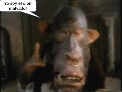 El Clon Malvado