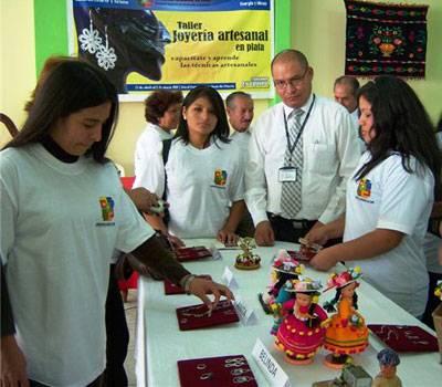 """Próximo taller gratuito """"Joyería Artesanal en Plata"""""""