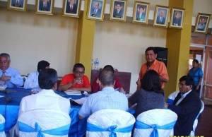 Se suspendió sesión sobre vacancia de regidor Huamán Jerí.