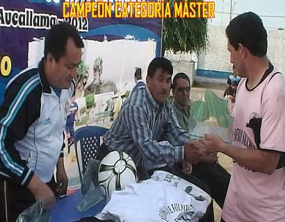 CAMPEON MASTER