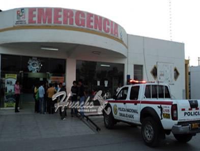 hospital de Huacho