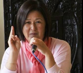 Alcaldesa Kobayashi El proyecto de la carretera Acos-Huayllay no se debe politizar Huaralenlinea.com
