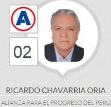 Ricardo Chavarria oria huaralenlinea.com