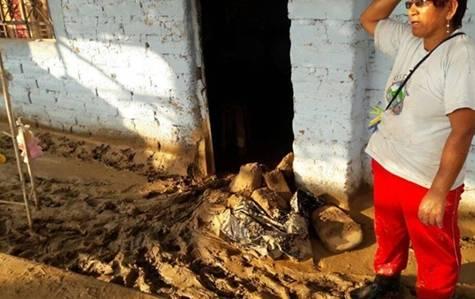 Declaran en emergencia 9 provincias de Lima a causa de huaicos y derrumbes Huaralenlinea