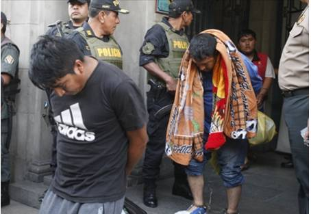 Declaran en emergencia sistema penitenciario y aprueban uso de grilletes
