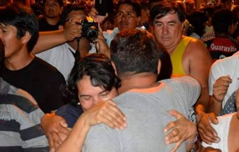 Fueron liberados 26 de los 55 detenidos en protesta contra peaje de Puente Piedra