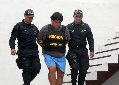 capturan a acusado de atentar contra Ezequiel Nolasco