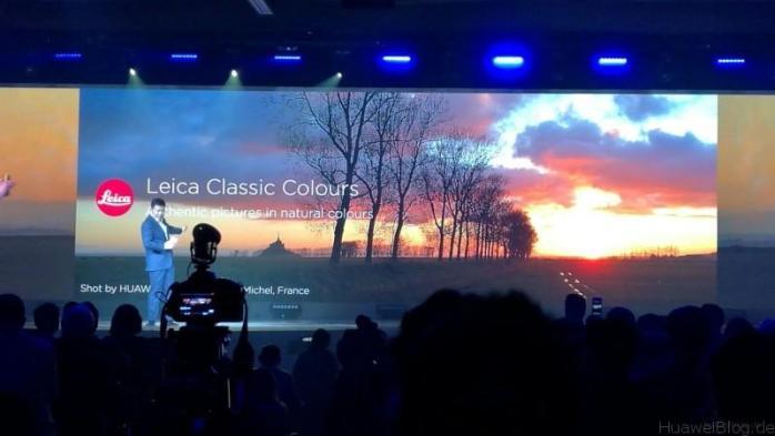 Huawei P9 - Präsentation - London - Leica - Experience