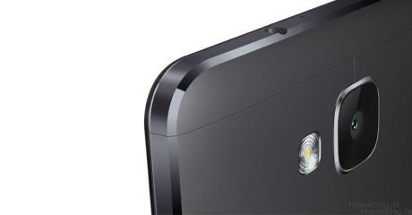 13 MP Kamera mit Dual-LED Blitz