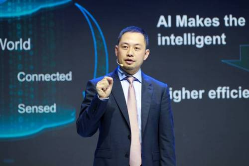 Huawei Enterprise Intelligence Connectivity